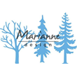 Marianne Design Dies - Forest Trees