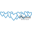 Marianne Design Dies - Lots of love