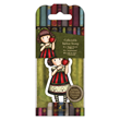 Collectable Rubber Stamp - Santoro - #37 Dear Apple