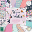 Paper pad - Bloom and Wonder - 20x20cm - 48st cardstock