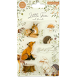 Clearstamps - Little Fawn and Friends - Best Friends