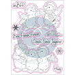 Clearstamps - Polar Playtime - BFF
