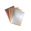 Cardstock - Metallic Textured A4 - Card Pack - 8st