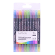 Dual Tip Watercolour Markers - Rainbow - 10st
