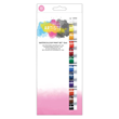 Watercolour Paint Set - 12st nyanser - 12ml