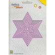 Nellie Snellen - Multi Frame Die - Straight Star