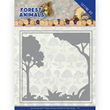 Amy Design Dies - Forest Animals - Forest Frame