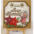 Amy Design Dies - Christmas Greetings - Card Set