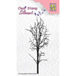 Clearstamps - Silhouette - Tree 1
