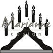 Marianne Design Dies - Candle Bridge